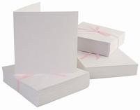 Kaarten & enveloppen Anita's ANT 1512000 Wit 4-kant