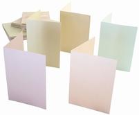 Kaarten & enveloppen Anita's ANT 1511010 Pastel Pearlescent