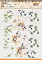 Marieke Spring Delight 3D Knipvel CD11432 Young Animals