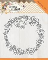 Marieke Spring Delight Dies PM10169 Frame