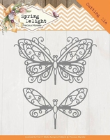 Marieke Spring Delight Dies PM10171 Spring Butterfly