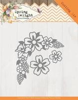 Marieke Spring Delight Dies PM10173 Corner