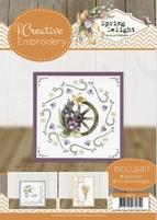 Marieke Spring Delight CB10011 Creative Embroidery 11