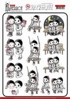 Yvonne Petit Pierrot 3D Pushout SB10430 Happy Together