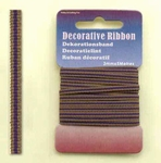 Hobby & Crafting Fun Decoratie Lint 12101-0119 Multi Purple