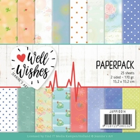 Jeanine's Art Well Wishes JAPP10014 Paperpack