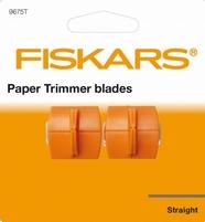Paper trimmer Fiskars 9675T 2 reservemejes voor 304101/01