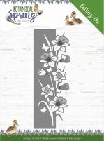 Amy Design Botanical Spring Dies ADD10197 Narcis boord