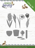 Amy Design Botanical Spring Dies ADD10199 Bollen & bloemen