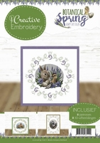 Amy Design Botanical Spring CB10012 Creative Embroidery 12
