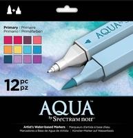 Spectrum Noir Aqua Markers SPECN-AQ12-PRI Primary