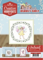 Yvonne Bubbly Girls Party CH10001 Creative Hobbydots 1