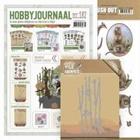 Hobbyjournaal 182 + Amy Die ADD10204/Pushout SB10442-HJ18201