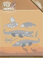 Amy Wild Animals Outback Dies ADD10206 Crocodile