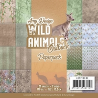 Amy Wild Animals Outback ADPP10032 Paperpack