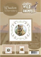 Amy Wild Animals Outback CB10013 Creative Embroidery 13