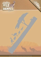 Amy Wild Animals Outback Dies ADD10205 Landscape