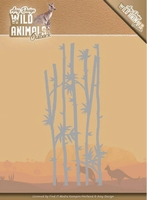Amy Wild Animals Outback Dies ADD10204 Bamboo Grass