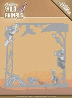 Amy Wild Animals Outback Dies ADD10203 Koala Frame