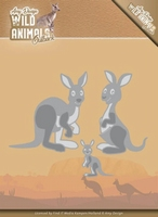 Amy Wild Animals Outback Dies ADD10209 Kangaroo