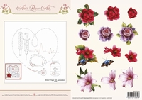 Ann's Paper Art 3D Borduur/knipvel 3DCE2024 Medical