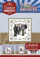 Yvonne Big Guys Workers CH10002 Creative Hobbydots 2