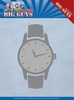 Yvonne Big Guys Workers Die YCD10206 Watch
