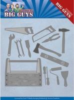 Yvonne Big Guys Workers Die YCD10203 Handyman Tools