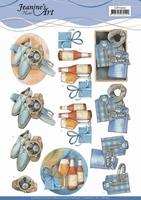 3D Knipvel Jeanine's Art CD11473 Gifts for Men