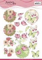 3D Knipvel Jeanine's Art CD11296 Wonderful Nature