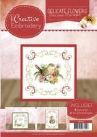 Marieke Delicate Flowers CB10014 Creative Embroidery 14