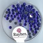 Rayher strass-stenen 830 Saphir blauw