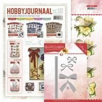 Hobbyjournaal 183 + Marieke PM10180/Knipvel CD11491-HJ18201