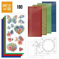 Dot and Do DODO180 Summer Flowers