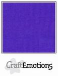 CraftEmotions A4 linnenkarton 1135 fel paars