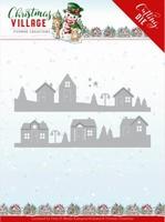 Yvonne Christmas Village Dies YCD10213 House Scene
