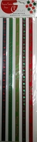 Zelfklevend stickerlint Colours unlimited 4621153 groen/rood