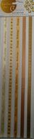 Zelfklevend stickerlint Colours unlimited 4621151 geel/goud