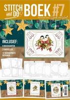 Stitch and Do STDOBB007 A6 Boek 7 Christmas Marieke/Jeanine
