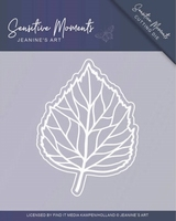 Jeanine's Art Sensitive Moments JAD10100 Leaf