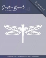 Jeanine's Art Sensitive Moments JAD10101 Dragonfly