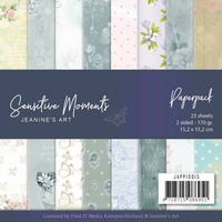 Jeanine's Art Sensitive Moments JAPP10015 Paperpack