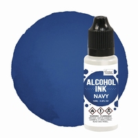 Alcohol Inkt Couture Creations CO727309 Navy
