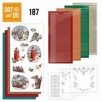 Dot and Do DODO187 Nostalgic Christmas Train