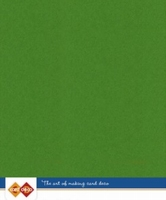 Card Deco Linnenkarton 4-kant BLKG-4K60 Fern Green