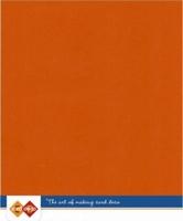 Card Deco Linnenkarton 4-kant BLKG-4K59 Autumn Orange