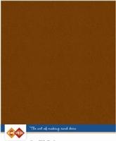 Card Deco Linnenkarton 4-kant BLKG-4K58 Brown