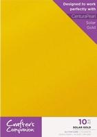 Crafter's Companion CenturaPearl Glitter CPG10-Solar Gold