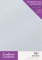 Crafter's Companion CenturaPearl Glitter CPG10-Pale Silver