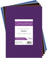 Crafter's Companion CenturaPearl Parelmoer CARD-DARK-5